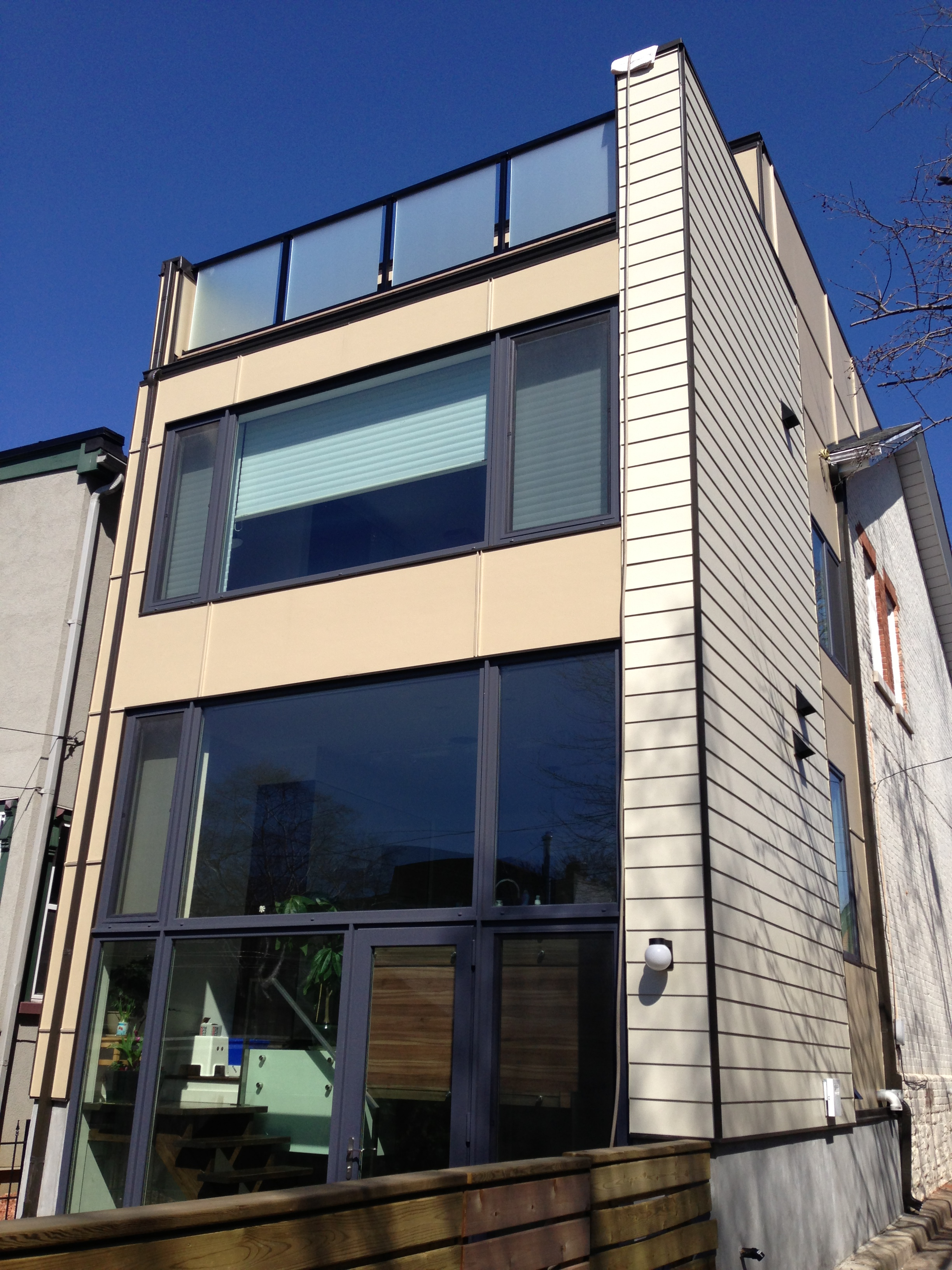 James Hardie exterior wall system – Makeover Contracting