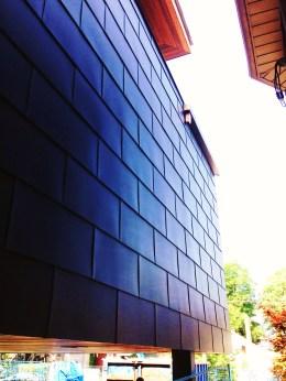WM Zinc wall astra black